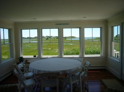West Hyannisport Cape Cod vacation rental - View from living room