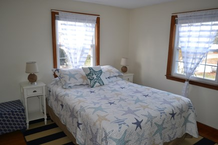 Falmouth Cape Cod vacation rental - First Floor Bedroom, 1 Queen