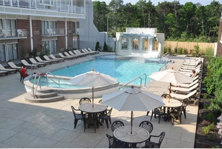 Hyannis Cape Cod vacation rental - Outdoor Pool & Jacuzzi