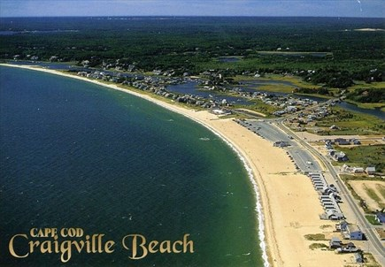 Hyannis Cape Cod vacation rental - Beautiful Craigville Beach only 3 miles away!
