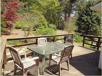 Chatham Cape Cod vacation rental - Porch with table and chairs