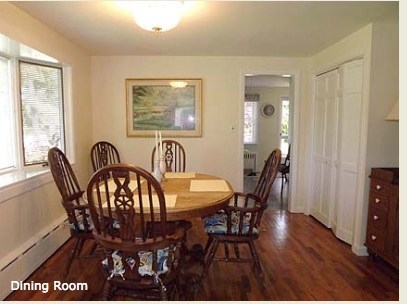 Chatham Cape Cod vacation rental - Dining room table with four chairs