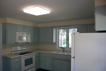 Chatham Cape Cod vacation rental - Kitchen with modern appliances.