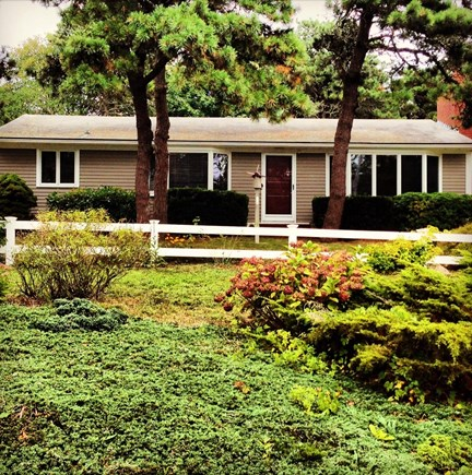 Chatham Cape Cod vacation rental - View from the street...