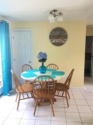 Hyannis Cape Cod vacation rental - Easy to feed the troops in this open floor plan