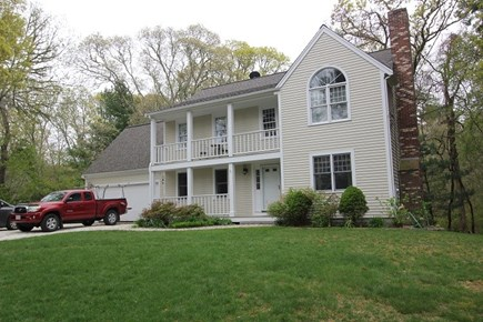 North Falmouth Cape Cod vacation rental - Front of the House