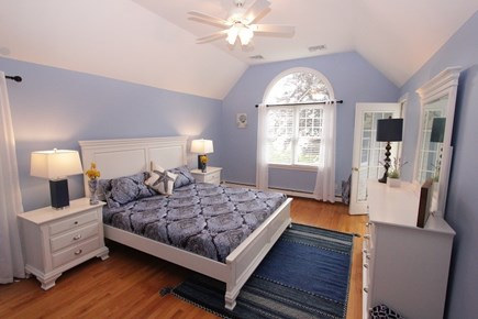 North Falmouth Cape Cod vacation rental - Master Bedroom w/ King Bed
