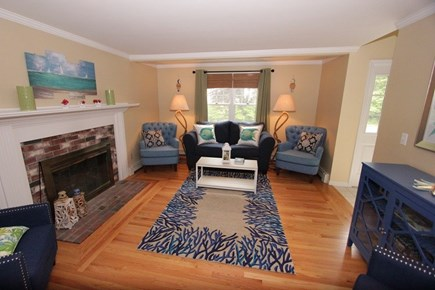 North Falmouth Cape Cod vacation rental - Formal Living Room