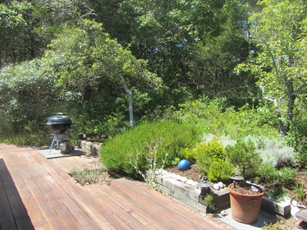 Wellfleet Cape Cod vacation rental - Deck for grilling and relaxing