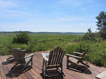 Wellfleet Cape Cod vacation rental - Marsh View