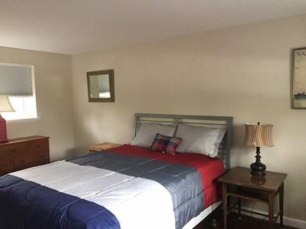 Mashpee Cape Cod vacation rental - Bedroom 1 w/ Queen Bed