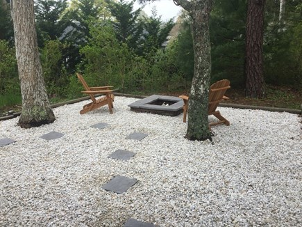 Mashpee Cape Cod vacation rental - Outdoor Fire Pit