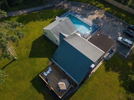 Dennisport Cape Cod vacation rental - Very private home yet close to beaches, dining and shopping.