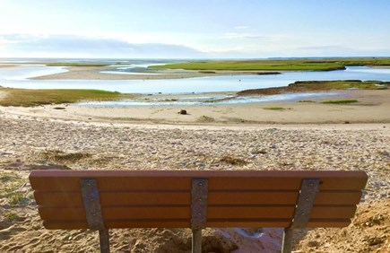 Eastham-Boat Meadow Beach area Cape Cod vacation rental - Boat Meadow beach 2/10 mile away