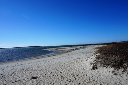West Yarmouth Cape Cod vacation rental - Our Private Beach just a 3-minute stroll from the house