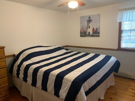 East Dennis Cape Cod vacation rental - 2nd bedroom w/King bed