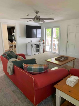 East Dennis Cape Cod vacation rental - Family room