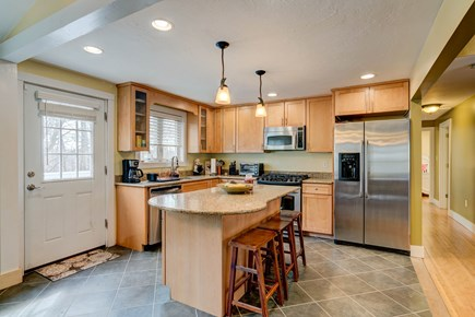 East Falmouth Cape Cod vacation rental - Full service kitchen