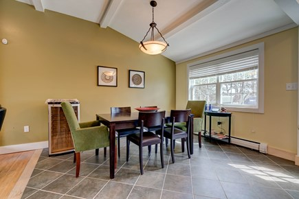 East Falmouth Cape Cod vacation rental - Table with room for everyone