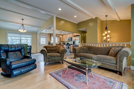 East Falmouth Cape Cod vacation rental - Seats for the entire family