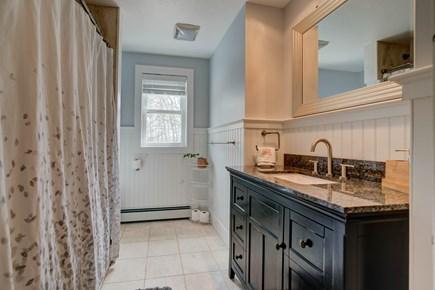 East Falmouth Cape Cod vacation rental - Modern bathroom