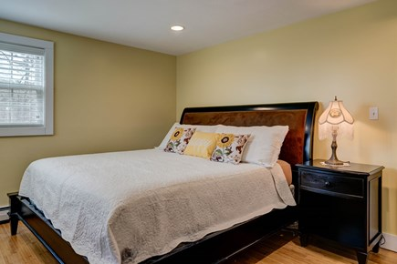 East Falmouth Cape Cod vacation rental - Comfortable Bed