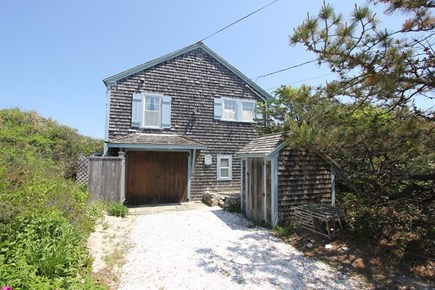 East Sandwich Cape Cod vacation rental - House from the Road