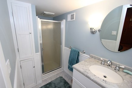 East Sandwich Cape Cod vacation rental - Lower Level Bath w/ Just Shower