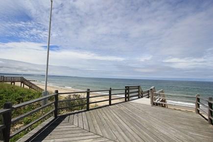 East Sandwich Cape Cod vacation rental - Large Deck w/ Views