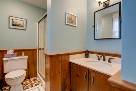 Harwich Cape Cod vacation rental - Master Bathroom