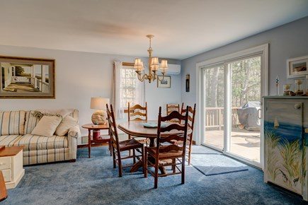 Harwich Cape Cod vacation rental - Main dining area
