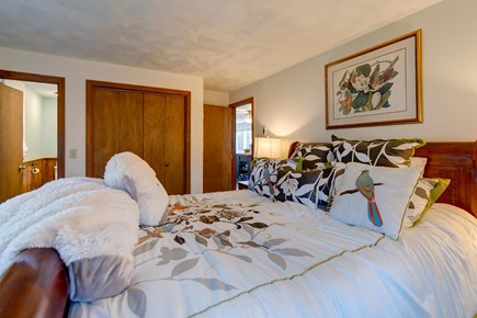 Harwich Cape Cod vacation rental - How many pillows are enough?