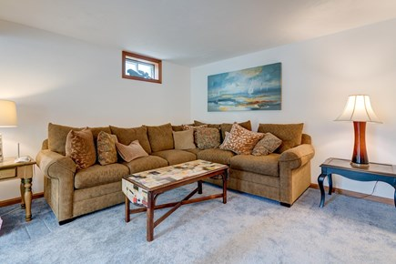Harwich Cape Cod vacation rental - Spacious couch