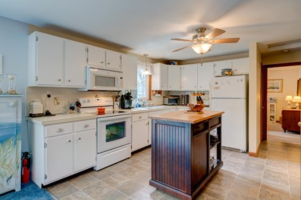 Harwich Cape Cod vacation rental - Full kitchen to cook it all