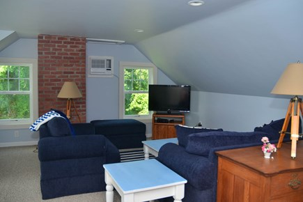 North Chatham Cape Cod vacation rental - Relax in the upstairs lounge area