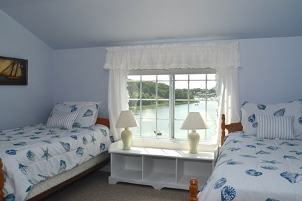North Chatham Cape Cod vacation rental - Twin beds in the loft