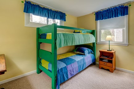East Falmouth Cape Cod vacation rental - Bunk beds for the children