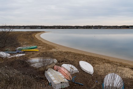 East Falmouth Cape Cod vacation rental - Take out a kayak on Great Pond