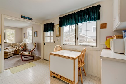 East Falmouth Cape Cod vacation rental - Room for 2 right in the kitchen