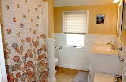 Hyannis Cape Cod vacation rental - The bathroom was updated in June 2018