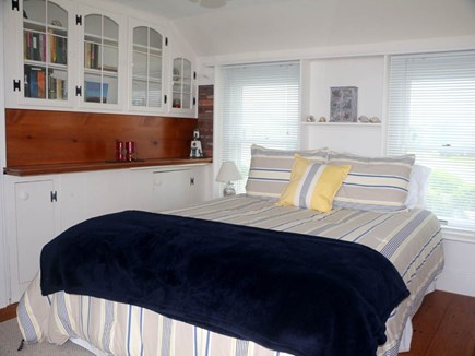 Hyannis Cape Cod vacation rental - Recently replaced Queen size bed affords the comforts of home