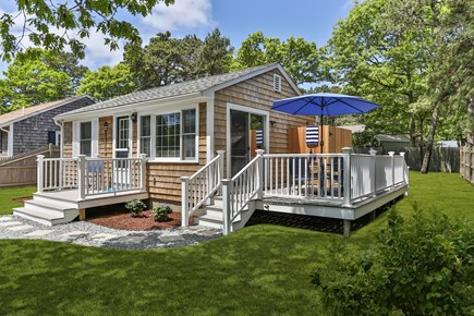 Yarmouth Cape Cod vacation rental - Brand new Deck and Shower