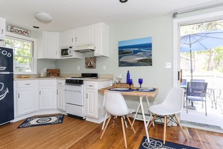 Yarmouth Cape Cod vacation rental - Enjoy a cozy dinning area and a custom kitchen