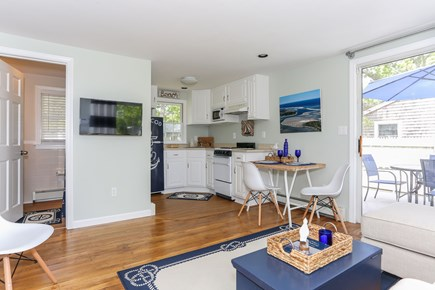 Yarmouth Cape Cod vacation rental - Open concept living and dinning