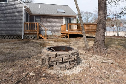 Hyannis Cape Cod vacation rental - Be ready for evening bonfires