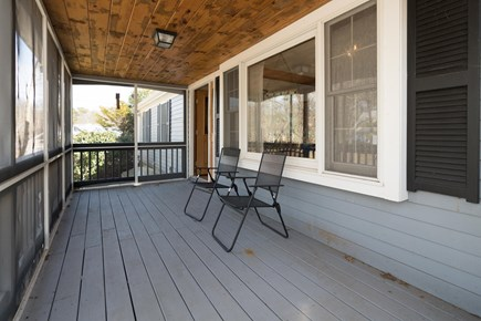 Hyannis Cape Cod vacation rental - Relax on the front porch