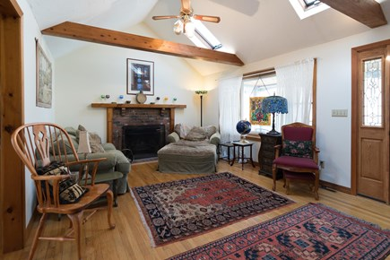 Hyannis Cape Cod vacation rental - Homey main area