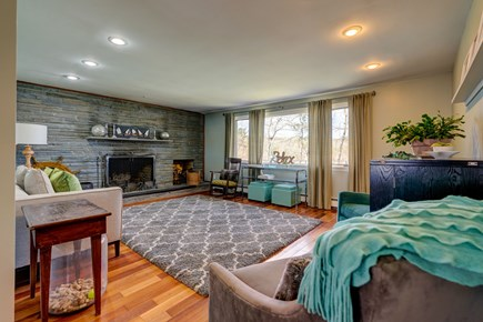 Barnstable, Forestdale Cape Cod vacation rental - Open living area for activities