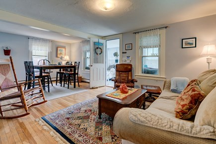 West Yarmouth Cape Cod vacation rental - Many seating options