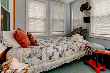 West Yarmouth Cape Cod vacation rental - Cozy up in the twin bed